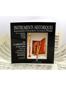 Book The six-key clarinet...