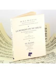 Book XXth century music of...