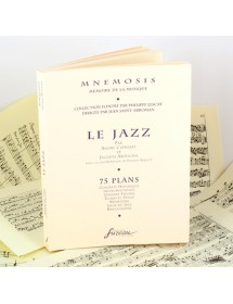 Book Jazz of André Clergeat...