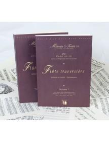 Flute traversière - 2 Vol...