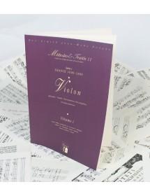Violin - Vol 1 France...