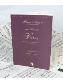 Violon - Vol 4 France...