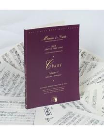 Chant - Vol 5 France...