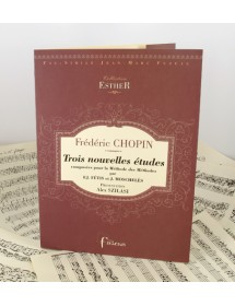 Chopin Frédéric Three new...