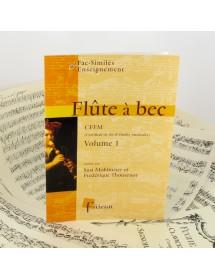 Flute a bec - C.F.E.M. -...