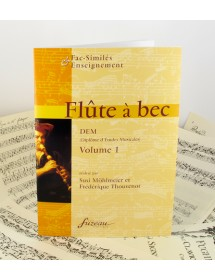 Flute a bec - D.E.M. -...
