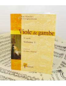 Viola da gamba - Advanced...