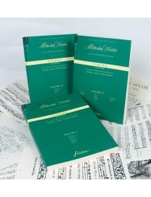Violin - 3 Volumes Italy...