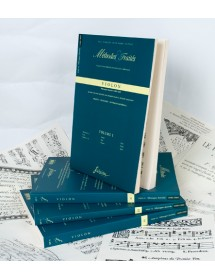 Violon - 4 volumes...