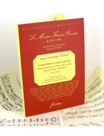 Naudot JC - Six concertos à...