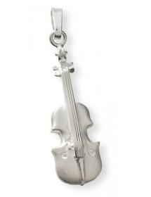 Bijou pendentif violon en...