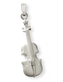 Jewelry violin pendant...