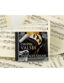 CD Chopin Frédéric Valses...