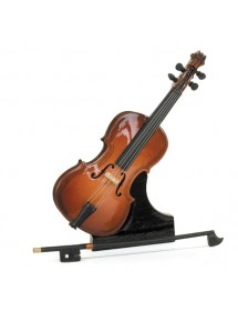 Miniature violin : music...