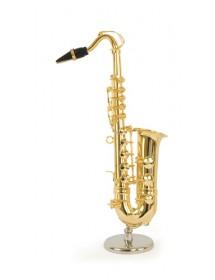 Miniature tenor saxophone :...