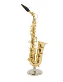 Miniature alto saxophone :...
