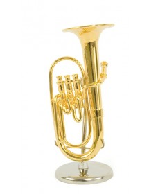 Miniature tuba : music...