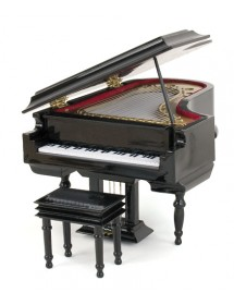 Miniature grand piano :...