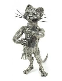 Clarinet cat pewter 95,5%...