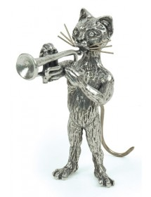 Trumpet cat pewter 95,5%...