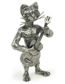Guitar cat pewter 95,5%...