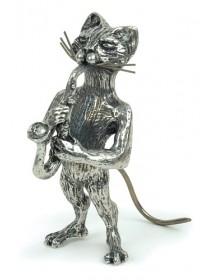 Saxophone cat pewter 95,5%...