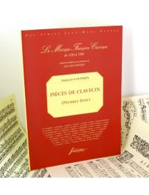 Couperin François Pièces de...