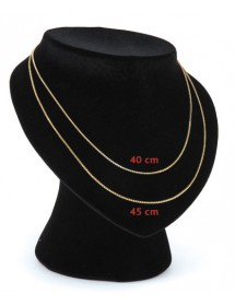 Jewelry gold plated chain :...
