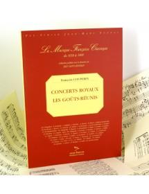 Couperin François Concerts...