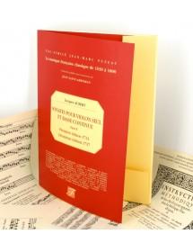 Aubert Jacques Sonatas for...