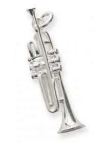 Bijou pendentif trompette...