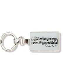 Porte-clés Bach musique...