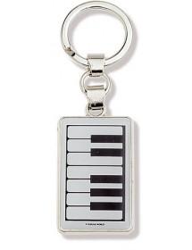 Key ring keyboard music...