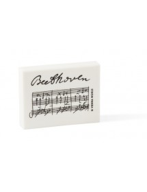 Gomme Beethoven musique...