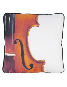 Cushion cover Violin - 100%...