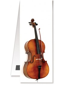 Magnetic Bookmarks - Cello...