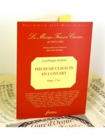 Rameau JPhilippe Pièces de...