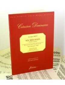Bizet Georges Six Melodies...