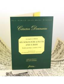 Corelli Arcangelo Six solos...