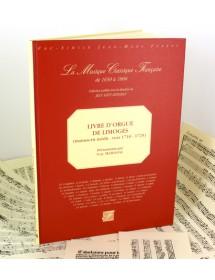 Anonyme Livre d'orgue de...