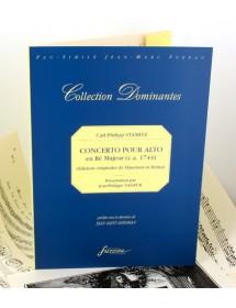 Stamitz Carl Concerto pour...