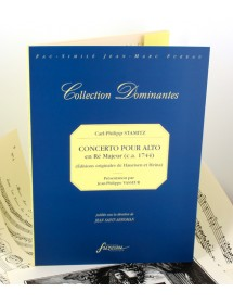 Stamitz Carl Concerto for...