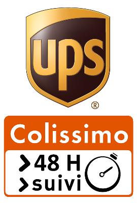 Colissimo / UPS